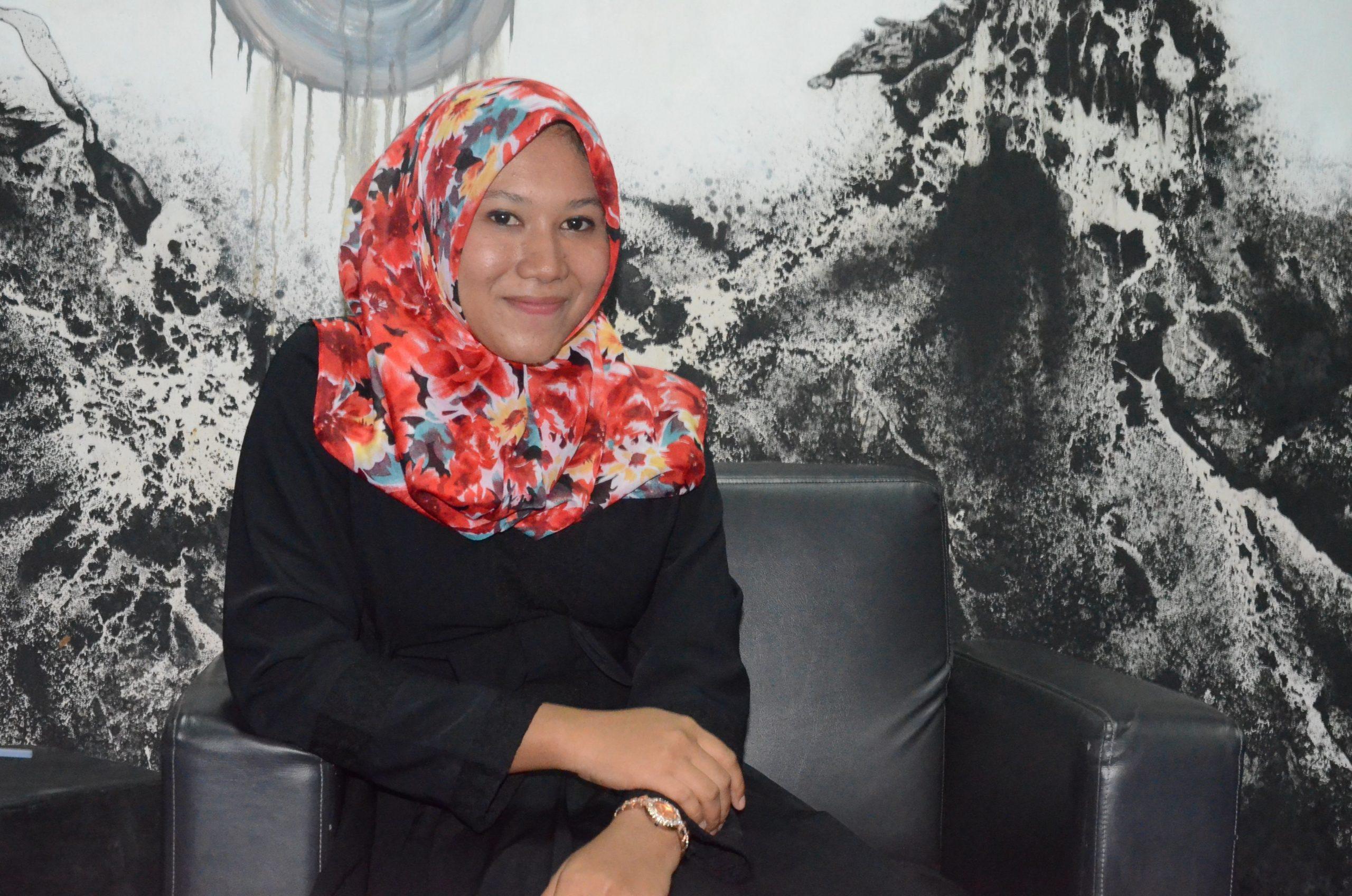 Delisa_Foto Agus Maulana